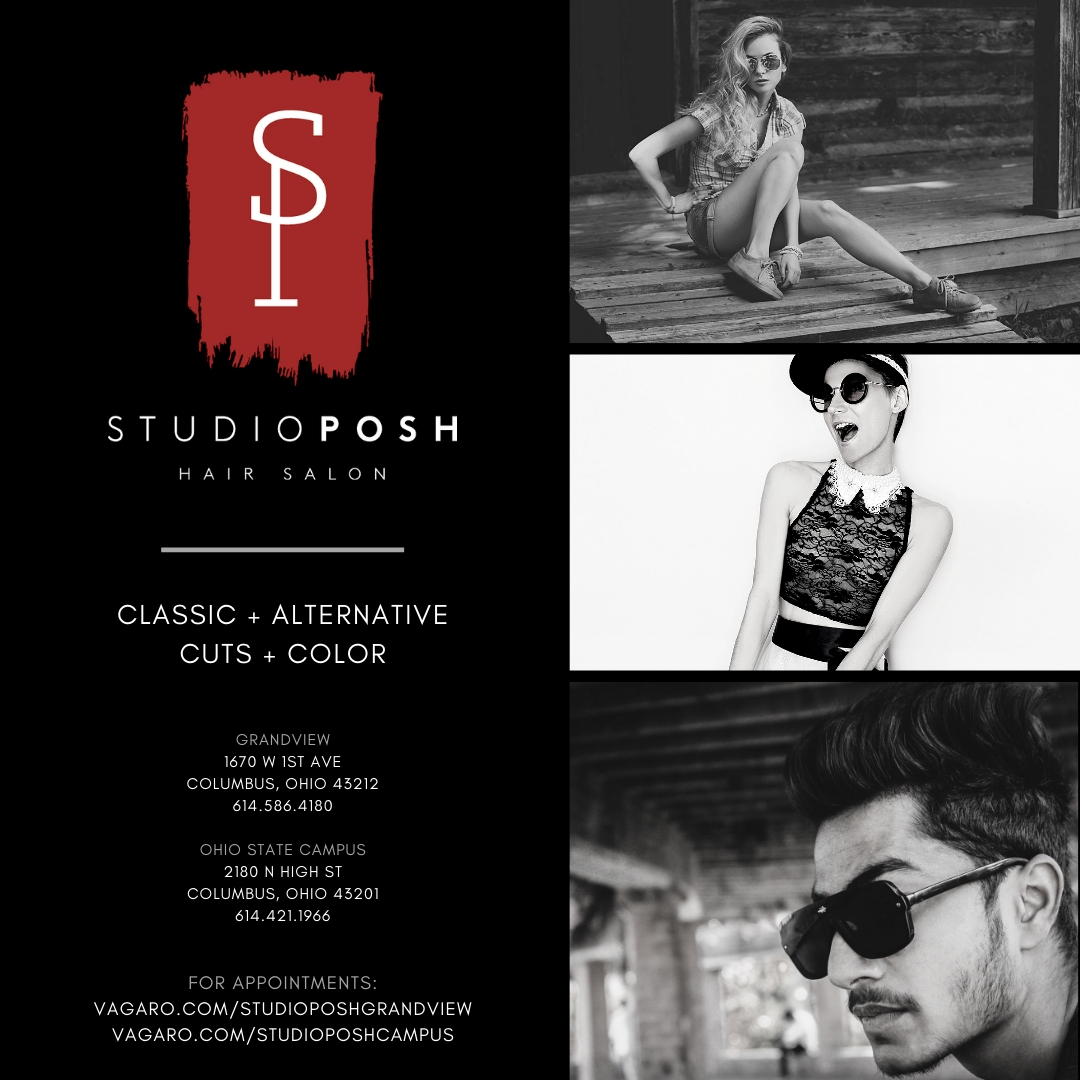 Studio Posh home page